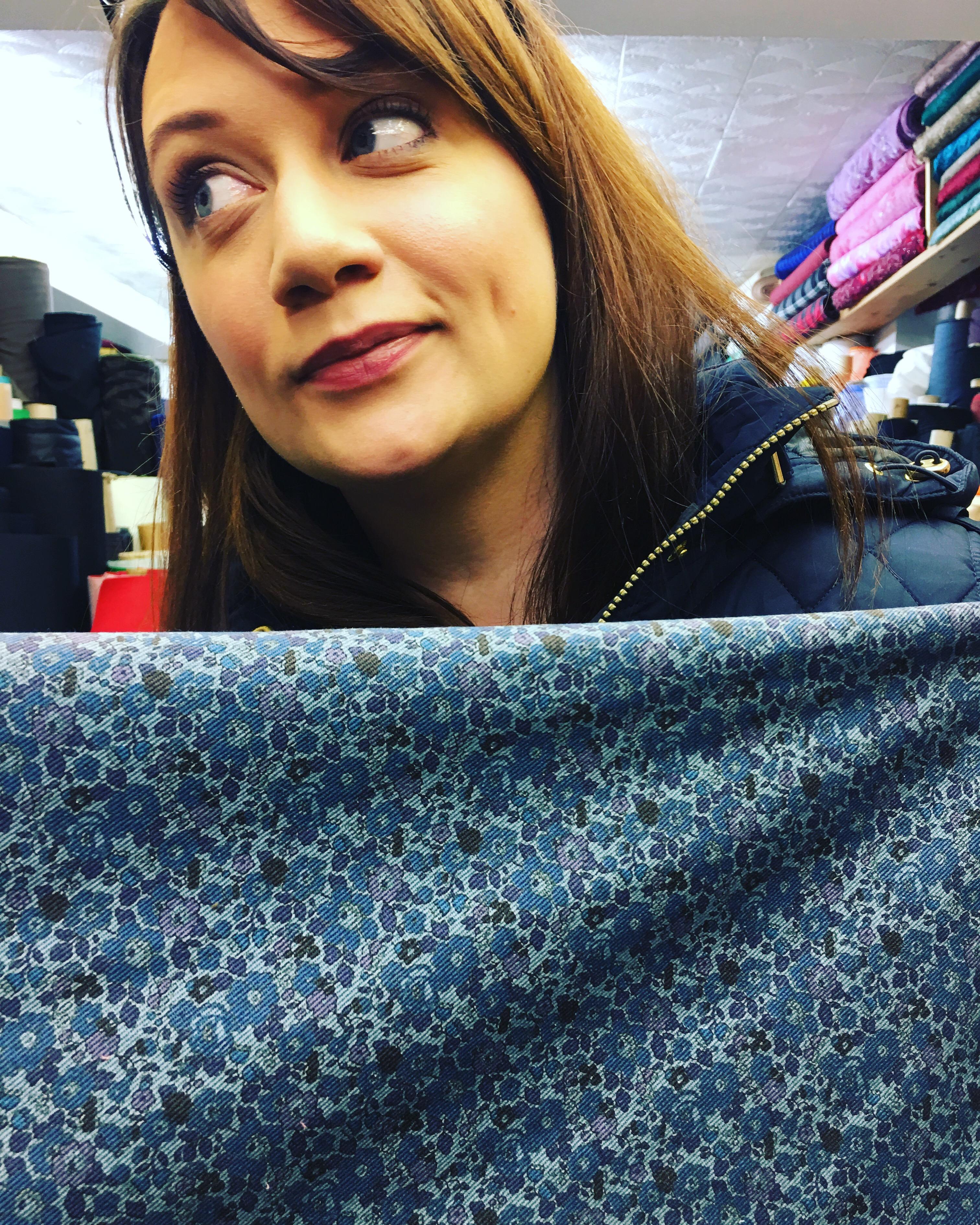 Fabric world, Goldhawk Road, Goldhawk Road guide